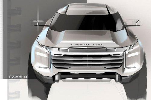 GM Shares New Vision For Chevy Silverado