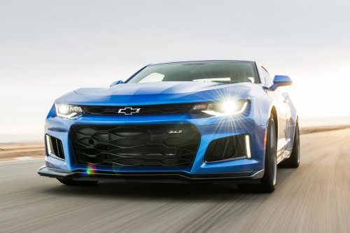 BREAKING: Chevy Camaro Production Stops Again