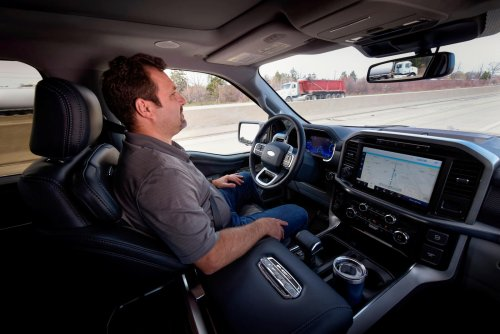 Ford BlueCruise Hands-Free Driving System Is Tesla's Worst Nightmare