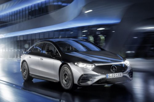 Mercedes-Benz EQS Is The Dawn Of A New Era Of Electric Luxury