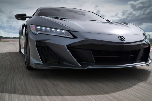 Official: 2022 Acura NSX Type S Is Sold Out