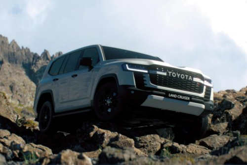 Toyota Explains Why Owners Can't Resell Their 2022 Land Cruiser