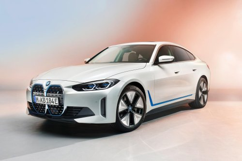 BMW Starts 2021 On A Massive High