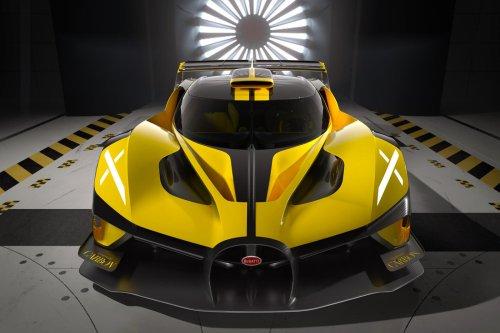 Bugatti Announces The Bolide's Insane Price