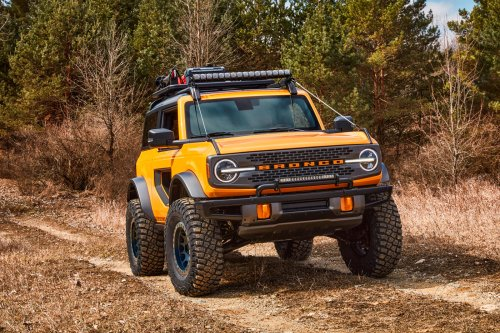 Ford CEO Teases Electric Bronco