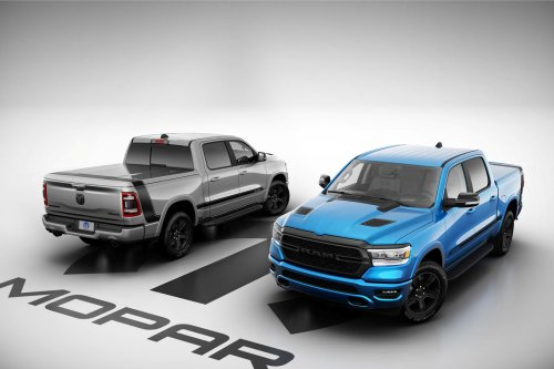 Yet Another Ram 1500 Special Edition Is Now Available