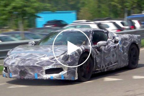 Listen To Ferrari's New Hybrid V6 In Action