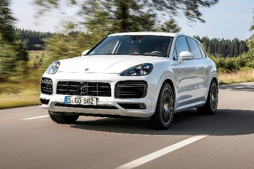 Electric Porsche Cayenne Rumors Gather Pace