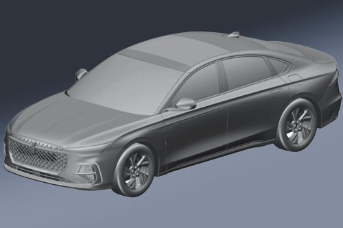 Lincoln's Next Sedan Revealed In Official Patent Images