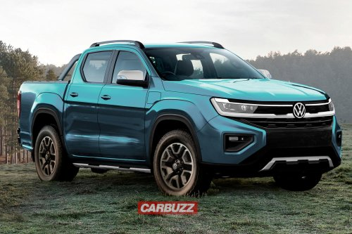 It's Time To Get Excited About The Next VW Amarok