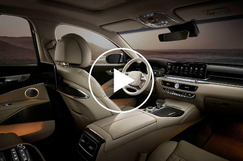 Check Out Kia's Most Luxurious Model