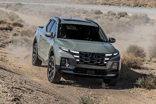 Hyundai Santa Cruz Revealed With Sharp Styling And Solid Performance