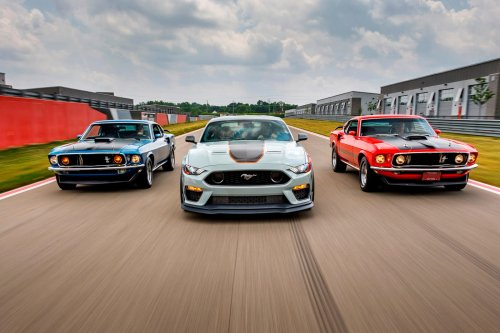 Ford Mustang Continues To Dominate The Sports Car Market