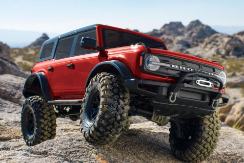 This Is The Most Hardcore Ford Bronco You Can Own Right Now