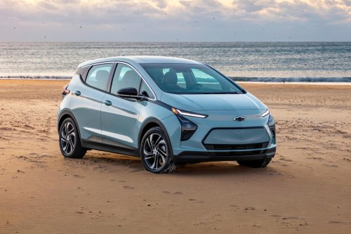 GM Issues Further Warnings Over Bolt EV