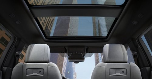 Let the sun shine in: sunroofs and targa tops today