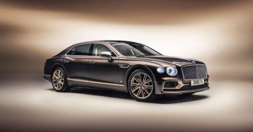 2022 Bentley Flying Spur Hybrid Odyssean Edition revealed
