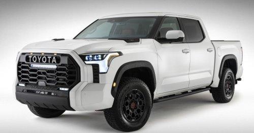 Toyota Tundra under 'study' for Australia