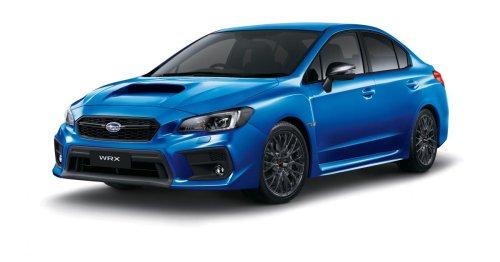 Subaru WRX tops 50,000 sales in Australia
