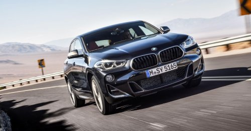 2022 BMW X2 price and specs