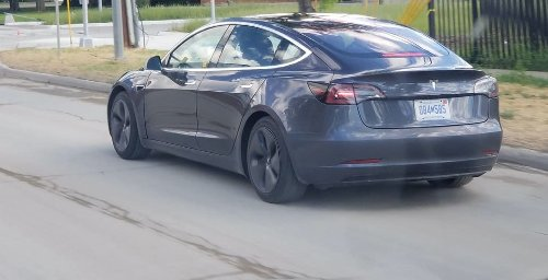 Ford Uses Tesla Cars For Benchmarking: Seeking For Pain Points?