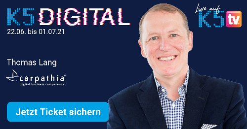 Upcoming Event: K5 Digital Schweiz Insider Event   Carpathia Digital Business Blog