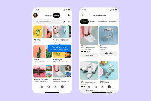 Einkaufen direkt auf der Plattform: Pinterest verzahnt Content & Commerce   Carpathia Digital Business Blog