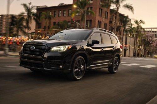 2022 Subaru Ascent Adds New Trim, Keeps Familiar Prices | News from Cars.com
