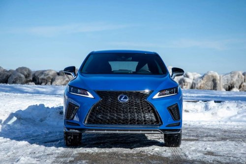 2021 Lexus RX 450h: 6 Things We Like and 2 Things We Don't | News from Cars.com