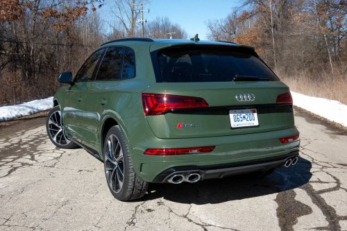2021 Audi SQ5: 5 Things We Like and 3 Things We Don't | News | Cars.com