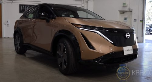 The All-Electric Ariya SUV Is Exactly What Nissan Needs   Carscoops