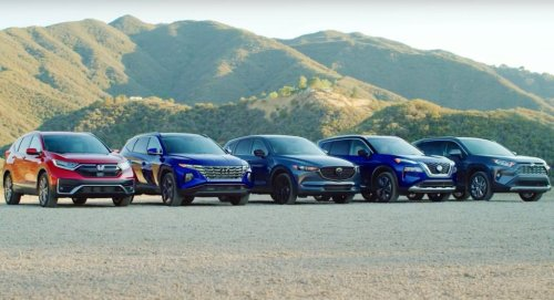 Hyundai Tucson, Honda CR-V , Toyota RAV4, Mazda CX-5 And Nissan Rogue: Which Is The Best Compact SUV?