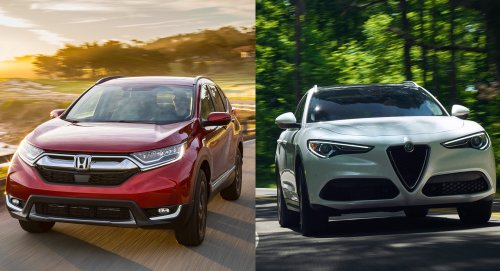 Used 2018 Alfa Romeo Stelvio Or 2018 Honda CR-V: How Safe Do You Play When Buying Your Next Car?   Carscoops