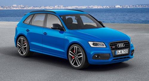 Audi SQ5 cover image