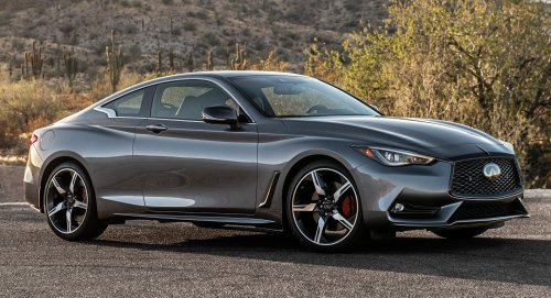 2021 Infiniti Q50 And Q60 Recalled Over Possible Engine Stall | Carscoops