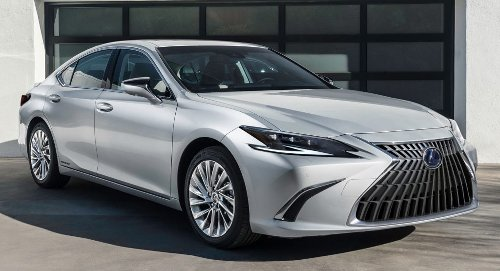 2022 Lexus ES Bows With Updated Looks, Improved Dynamics And A New Touchscreen