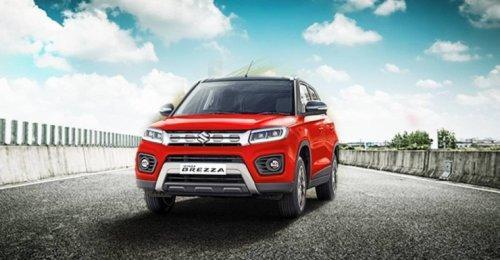 Maruti Suzuki announces price hikes on Vitara Brezza, WagonR, Dzire & other cars