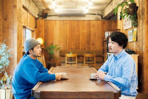 内沼さんと松島さんが語る、コーヒーと映画と本の話。