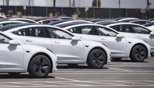 E-Autos - Tesla trotzt der Chipkrise und ist nun Vorbild beim Gewinn