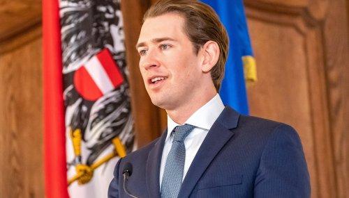 Politik - Österreichischer Kanzler Kurz will Debatte über Beziehung Schweiz-EU