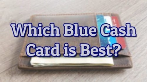 Blue Cash Everyday Card and Blue Cash Preferred Card from American Express