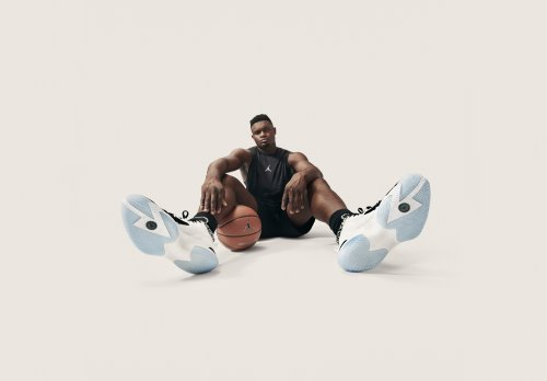 """Nike Makes History With Zion Williamson's First Signature Sneaker Dubbed """"Zion 1"""""""