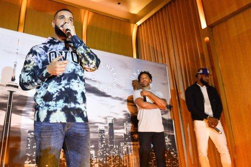 "Drake & LeBron James To Executive Produce ""Black Ice,"" Documentary On Hockey and Race"