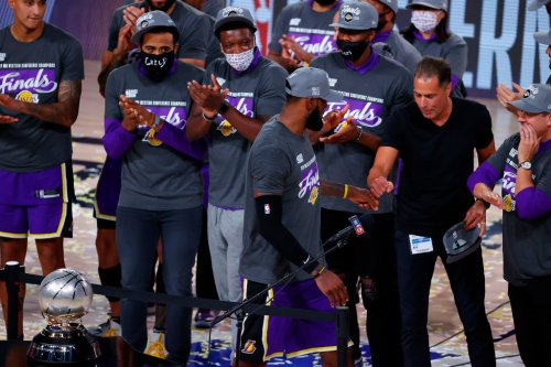 Rob Pelinka Says He Expects Los Angeles Lakers Roster, Including LeBron James To Be Fully Vaxxed When NBA Season Starts