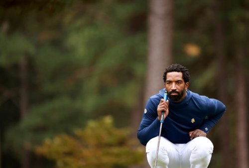JR Smith Makes Collegiate Golf Debut, Gets Attacked By Bees After Stepping On Beehive