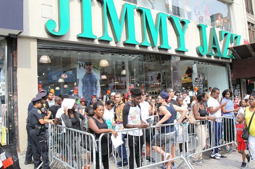 Joseph Khezrie, Founder of Iconic NYC Streetwear Shop Jimmy Jazz, Dies at 90