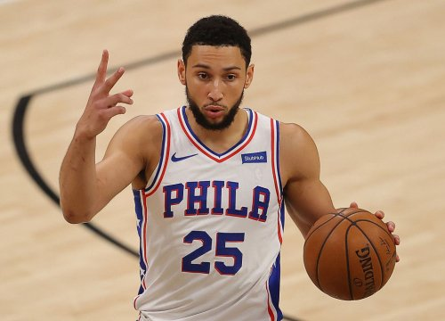 Ben Simmons' Teammates Were Headed to L.A. to Work Things Out But Simmons Dismissed Them
