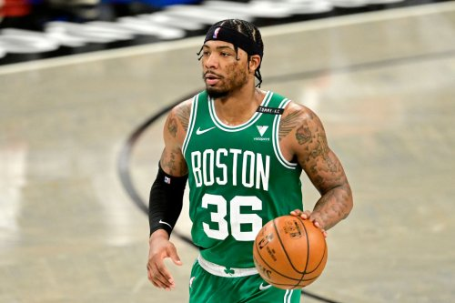 Celtics Guard Marcus Smart Echoes Kyrie Irving's Racism Concerns, GM Danny Ainge Disagrees