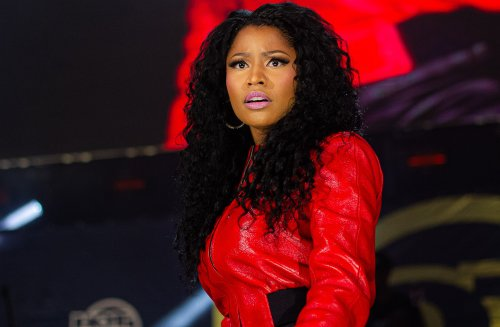 Nicki Minaj Brings Her 'Beam Me Up Scotty' Mixtape To Digital Streaming Platforms
