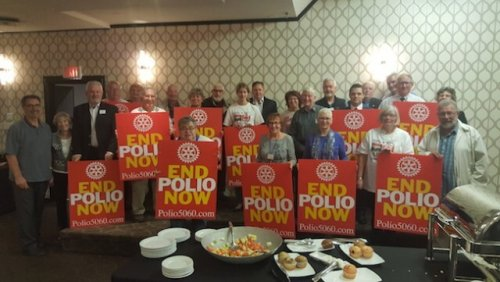 Penticton Rotary urging donations on World Polio Day (Penticton)